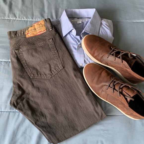 Ralph Lauren Other - Ralph Lauren Denim & Supply Slim Gray 100% Cotton